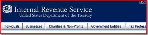 IRS banner
