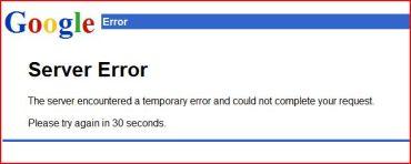 502 error