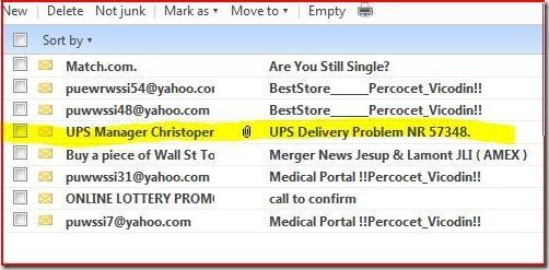 UPSproblem