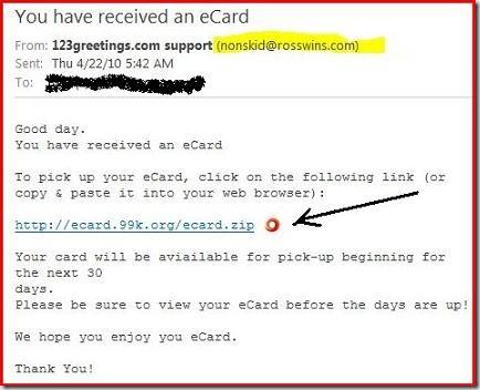 eCard_scam