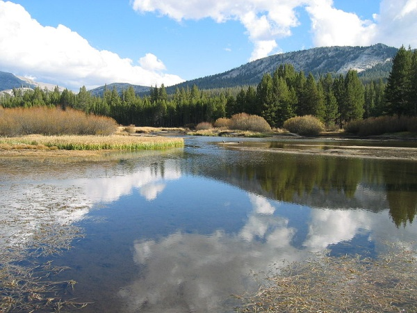 Photograph of Yosemite-tuolumne_meadows