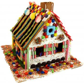 photo of a gingerbread_house