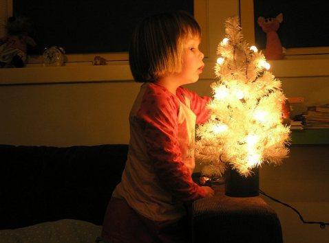 Little White Xmas Tree