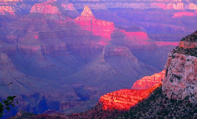 image grand canyon sunrise